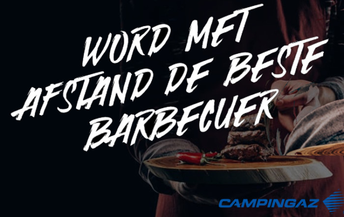 Campingaz BBQ